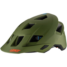 Leatt DBX 1.0 Helm, forest